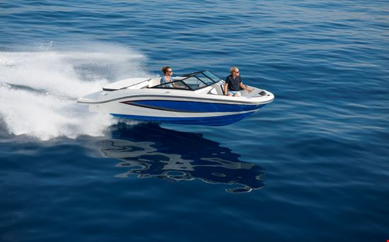 Sea Ray SPX  INT 19